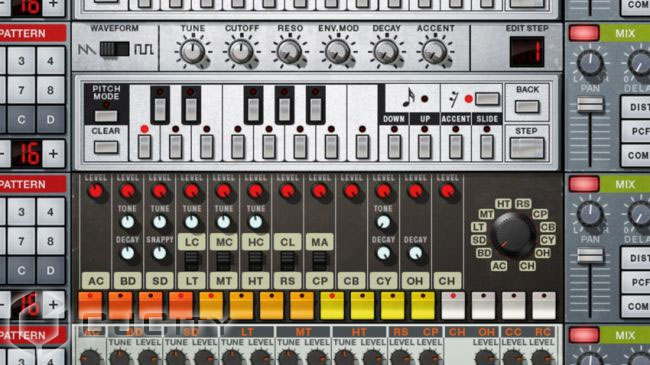 Propellerhead Software ReBirth RB-338