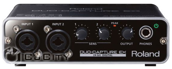Roland Duo Capture EX UA-22