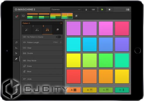 Native Instruments iMaschine