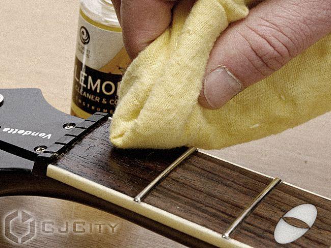 улучшайте играбельность гитары