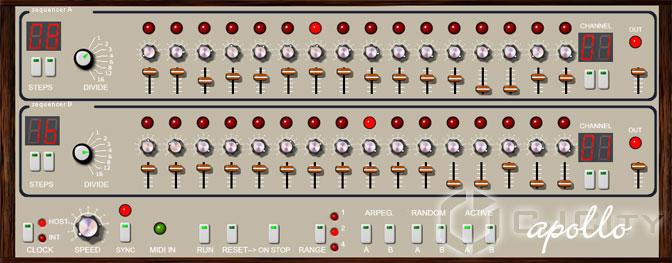 Рисунок 5. Почти аналоговый Apollo.