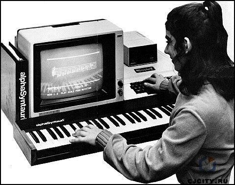 Музыкальный модуль alphaSyntauri