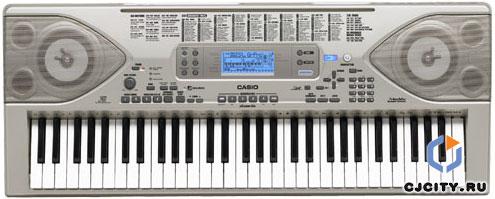Синтезатор Casio CTK-900