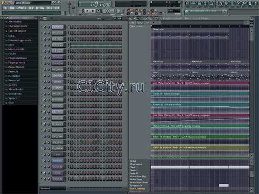 Скачать FL Studio 8