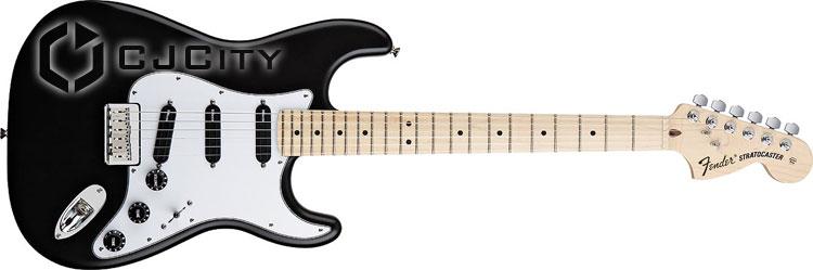 Все гитары этой серии отдают