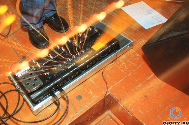 Гитарные процессоры для живой