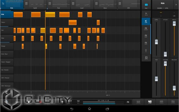 Image-Line Groove Machine Mobile