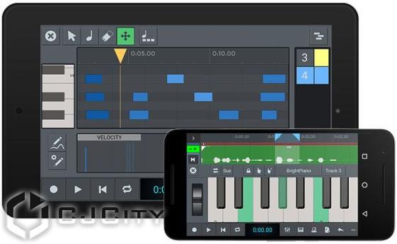 Лучшие приложения для создания музыки для Android