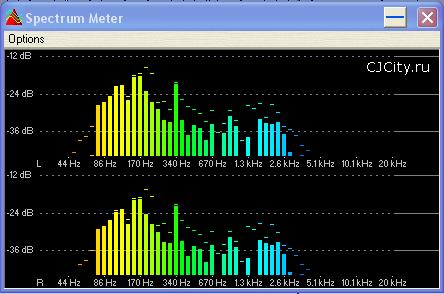 программный анализатор спектра - фото 11
