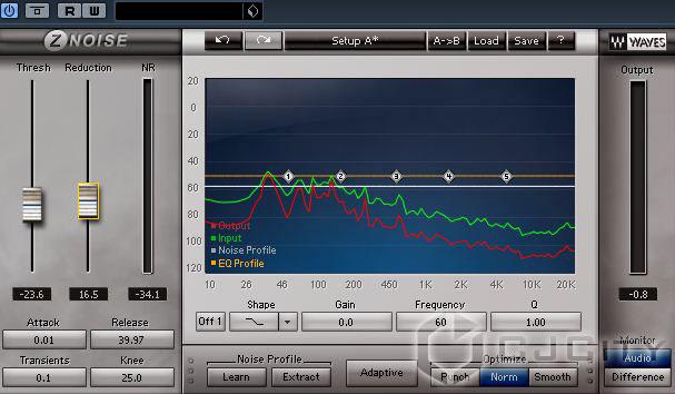 Плагины Waves X-Noise