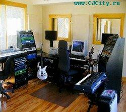 Домашная студия звукозаписи