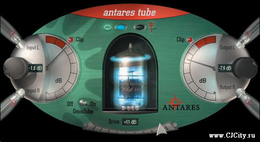tube preamp plugin