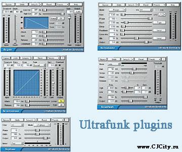 Ultrafunk plugins