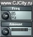 Параметры Bass Boost в FL Studio