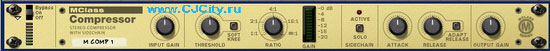 MClass Compressor в Propellerhead Reason 3.0
