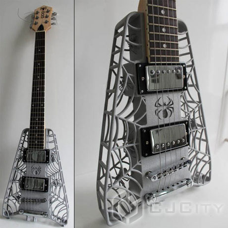 3D-гитары