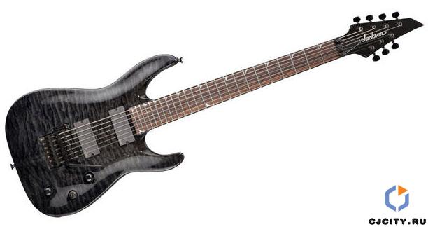 Гитара Jackson SLATXMGQ3-7 Soloist