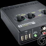 �������������� � USB-��� Novation Audiohub 2x4