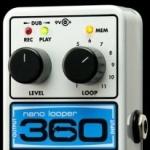 ������ Electro-Harmonix Nano Looper 360