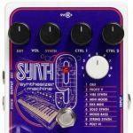 Педаль Electro-Harmonix Synth9 Synthesizer Machine