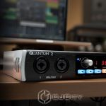 аудиоинтерфейс PreSonus Quantum 2