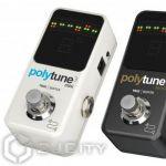 TC Electronic PolyTune 3 Mini и Noir