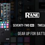 Rane DJ - микшер SEVENTY-TWO MKII и контроллер TWELVE MKII