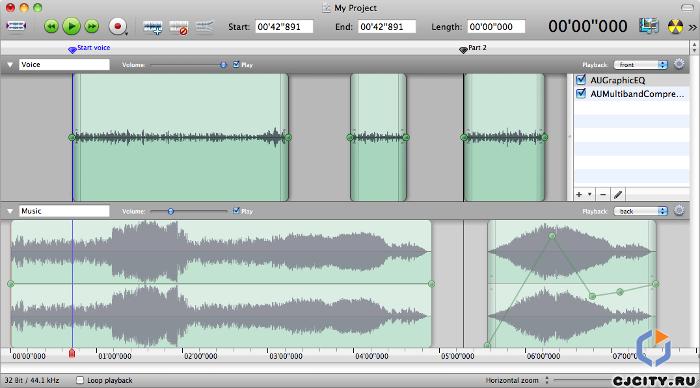 спор возврат редактор музыки для мак же, существует огромное