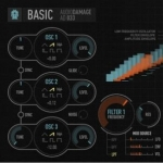 VST/AU-���������� Audio Damage Basic