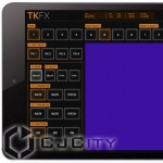 TKFX ��� iPad ��� ���������� � Traktor