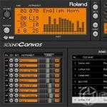 Roland Sound Canvas ��� iOS