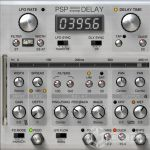 ������ PSP Audioware stompDelay