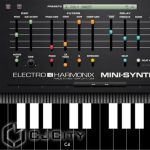 Electro-Harmonix Mini-Synthesizer ��� iOS