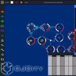 Модульный синтезатор для iPad Reactable Rotor