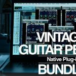 плагины-эмуляторы известных педалей TC Electronic Vintage Guitar Pedal Bundle