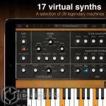37 синтезаторов для iPad в приложении IK Multimedia Syntronik
