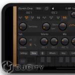 Пользователям iPhone бесплатно раздают Synth One от AudioKit