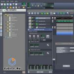 Linux MultiMedia Studio (LMMS) v1.0.0