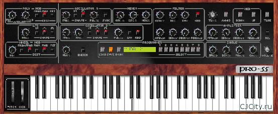 эмулятор синтезатора - фото 4