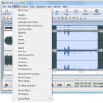 NCH Swift Sound WavePad 4.03