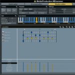Melda production MDrummer Small v6.02
