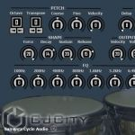 Samsara Cycle Audio Kettle Drum