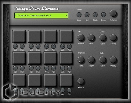 Samplescience Vintage Drum Elements