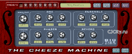 Скачать Cheeze Machine 1.3.2