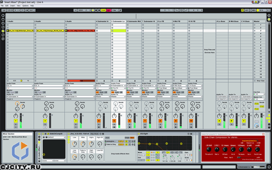 Скачать Belvario-s Live Smart Mixer 1.4