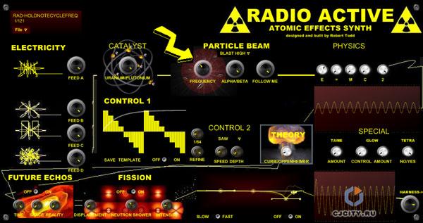 Драйвер Радио Актив Sf64