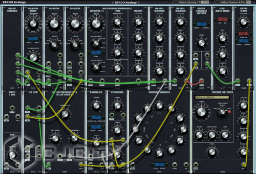 XSRDO Analogy Modular Synthersizer