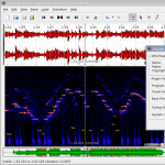 Sonic visualiser v3.3